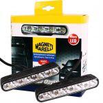 Дневни светлини LED Daylights Magneti Marelli 12V / 24V цена 110лв продава Ем Комплект Дружба 0884333261