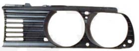 Решетка фар лява / дясна BMW E30 -89 Продава Ем Комплект Дружба ПАРАКЛИСА, бул. Цветан Лазаров 85, 0884333261