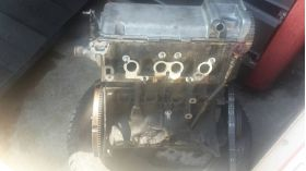 Двигател Fiat Punto 1.2 60 КС цена 150лв продава Ем Комплект Дружба 0884333265