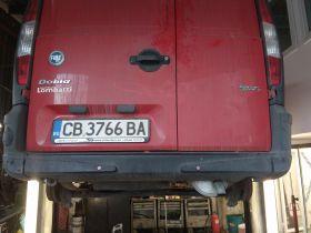 Въздушни възглавници FIAT Doblo maxi 2010 цена 600 лева с монтаж Ем Комплект Дружба 0884333265