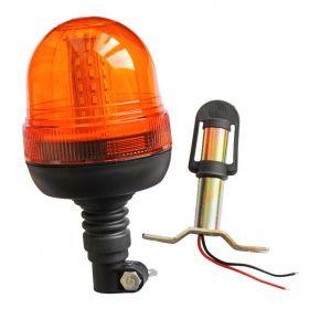 Лампа сигнална  (маяк) от 9 -30 волта 60 диода цена 52 лева продава Ем Комплект Дружба 0884333265
